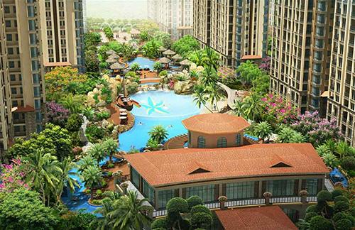 衍宏海港小鎮加推58、59號樓住宅折后總價79-88萬/套  即買即住